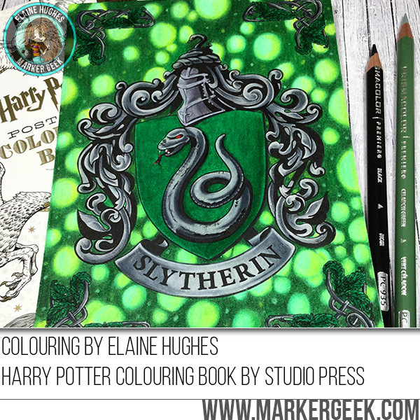 - 2016-11-18-harry-potter-coloring-book-slytherin-crest - Marker Geek